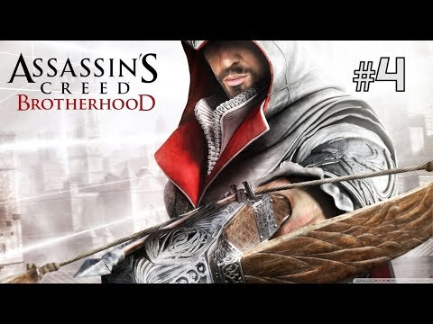 Twitch Livestream | Assassin's Creed: Brotherhood Part 4 [Xbox One]
