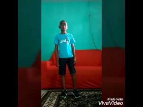 Juninho dançando funk thumbnail