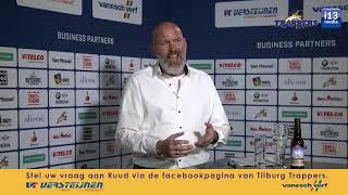Livestream I13 Media   Stammtisch Avond Tilburg Trappers