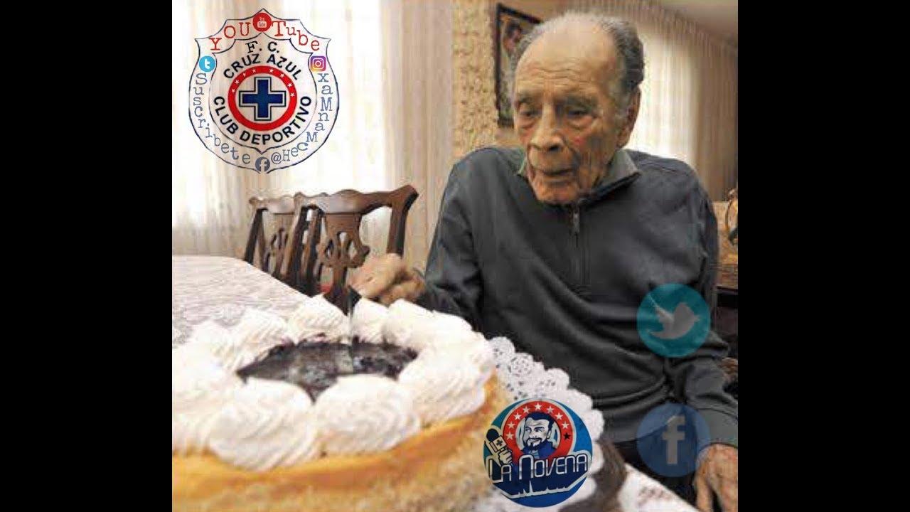 Ignacio Don Nacho Trelles 101 Años De Futbol Hincha De