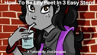 Baixar How To Be Lily Peet In 3 Easy Steps
