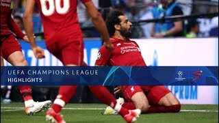 UEFA Champions League | Tottenham Hotspur vs Liverpool | Highlights