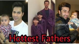 Top 10 Hottest Fathers of Bollywood || Top Bollywood actors 2017❤️