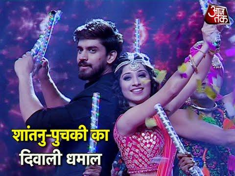 Asmita And Shantanu's Festive Fever Dance