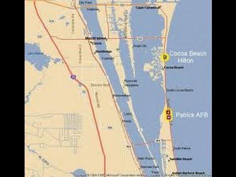 ДЕНЬ РОЖДЕНИЯ с МУЖЕМ на ОКЕАНЕ Cocoa beach Florida 07.07.2013