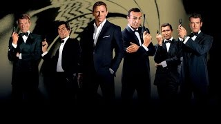 """""""Everything or Nothing"""" Tribute to James Bond 007"""