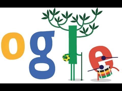 World Cup 2014 Google Doodle #2
