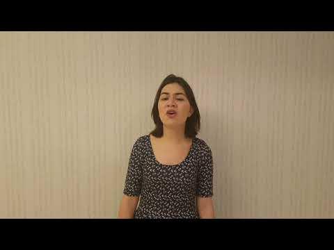 Camila Nogueira - I Wanna Hold Your Hand Beatles&39; cover Beatles num céu de diamantes