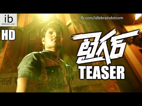 Sundeep Kishan's Tiger teaser - idlebrain.com