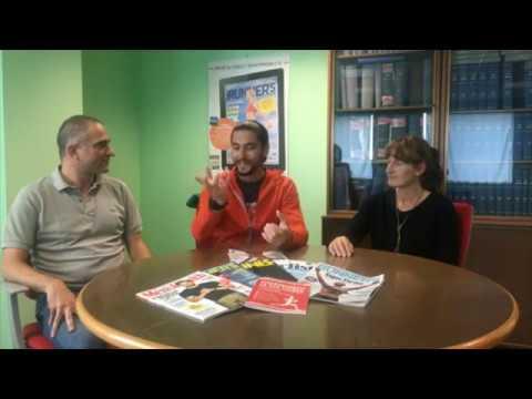 intervista a Michele Graglia