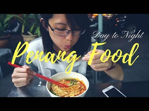 TOP 10 MUST-TRY FOODS IN FOOD HEAVEN PENANG GEORGETOWN │Travel Malaysia Guide in 2 Minutes