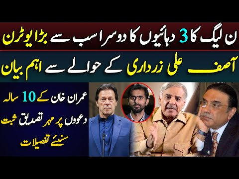 Siddique Jan: PM Imran Khan proved right || Big U-turn of PMLN || Details by Siddique Jaan