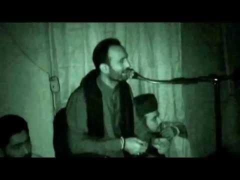 Grohe Jaffery 88 Syed Agha Jaffer Mashadi Reciting Nauha