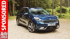 Kia Niro: Britain's favourite small SUV (sponsored)