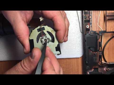 Ремонт вентилятора elektro blogru