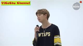 "[VIETSUB] "" 4 O'CLOCK"" BANGTAN BOMB 613 BTS HOME PARTY Practice - Unit stage 'R&V'"