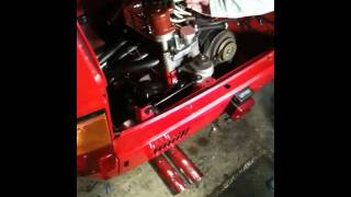 Fiat 133 abarth conversion