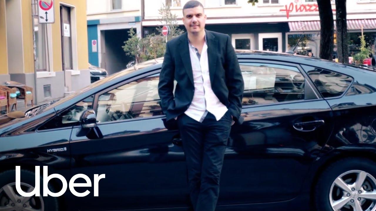 Uber Fahrer