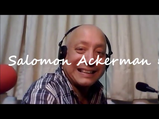 SALOMON ACKERMAN on qualifying the prospect and presenting y product - cont.