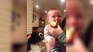 BEST FUNNY SILLY BABIES WILL MAKE YOU LAUGH | Funny Babies Videos Compilation