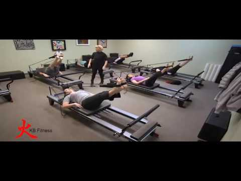 pilates power gym mini reformer Cupertino KB Fitness Exercise Studio