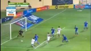 اهداف مباراة الزمالك و العاب دمنهور بالدورى العام 3-0