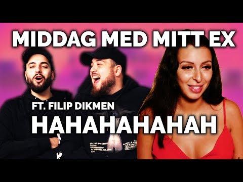 MIDDAG MED MITT EX FT. FILIP DIKMEN: FILIP BLIR JTTEARG *HAHA*