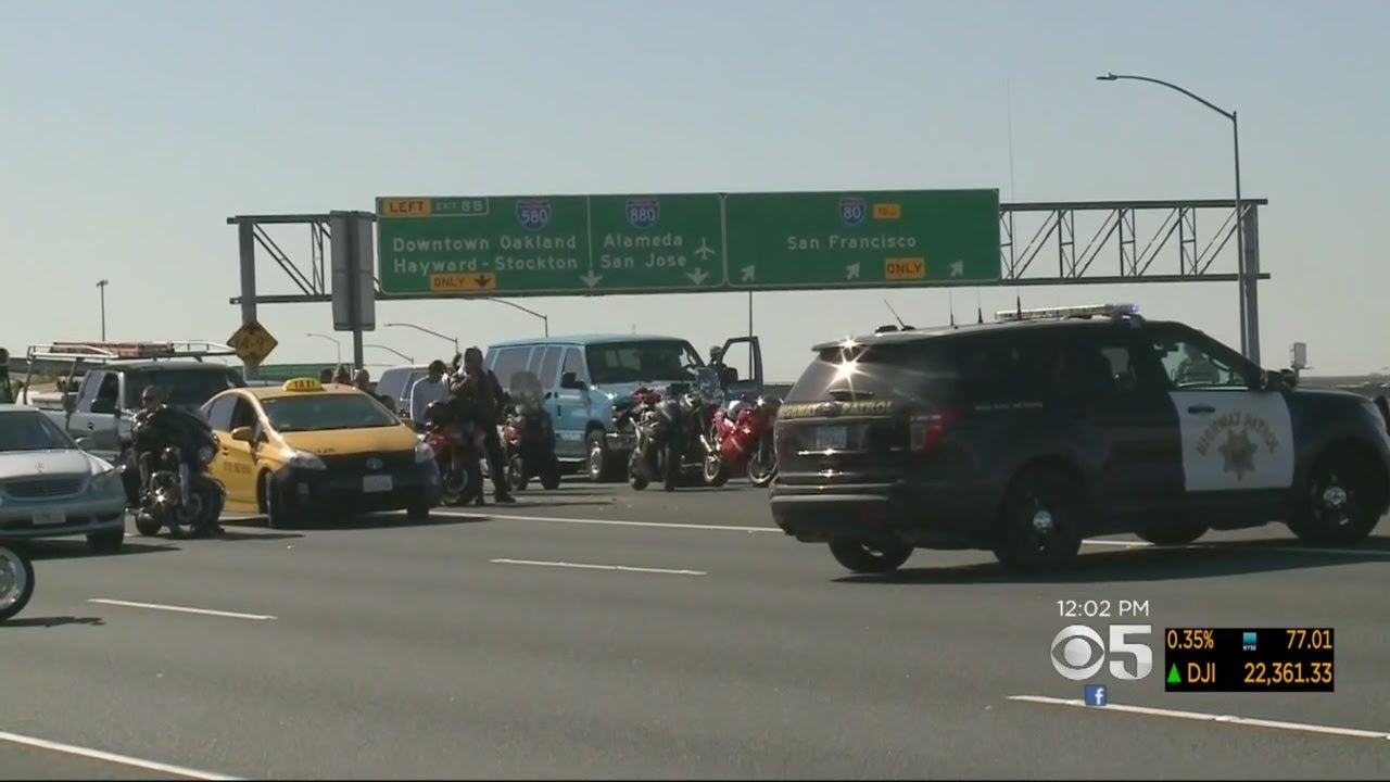 Homicide Suspect Fatally Shot To End I-80 Freeway Standoff