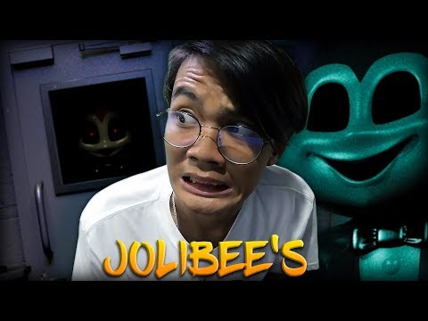 BIDA ANG TANGA! | Jollibee's (Horror Game) - Night 1 #DEMO