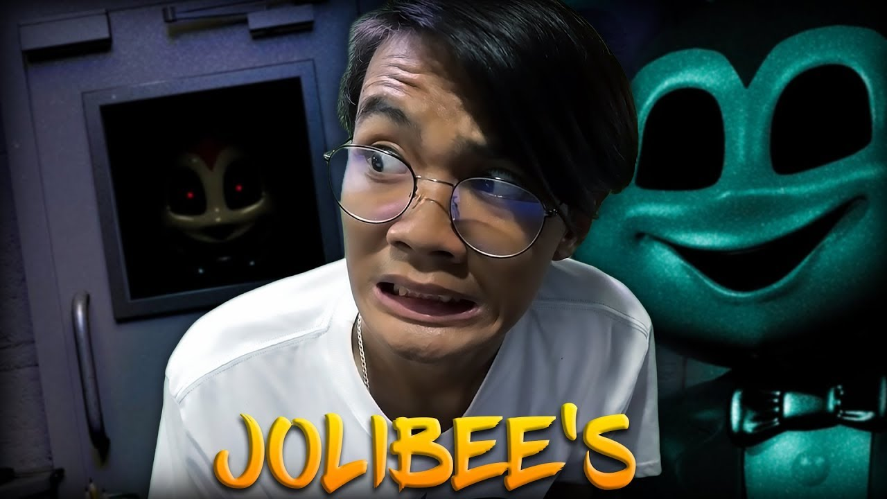 BIDA ANG TANGA! | Jollibee's (Horror Game) - Part 1