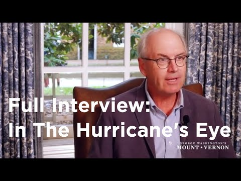 Nathaniel Philbrick: In The Hurricane's Eye Full Interview