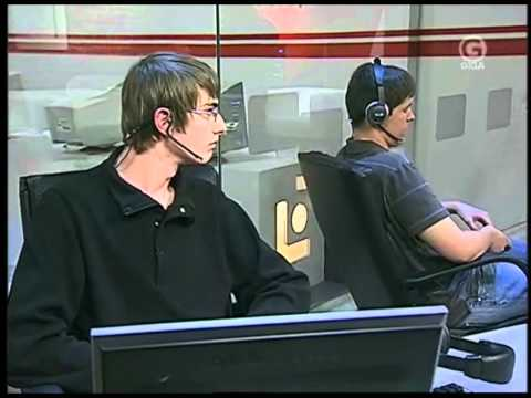 NFS MW Classics - b0unce vs prayz at Giga TV (2006)