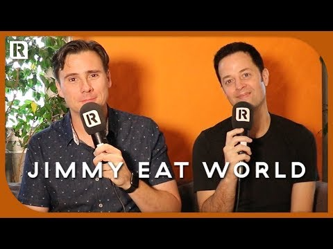 Jimmy Eat World Discuss New Album & More