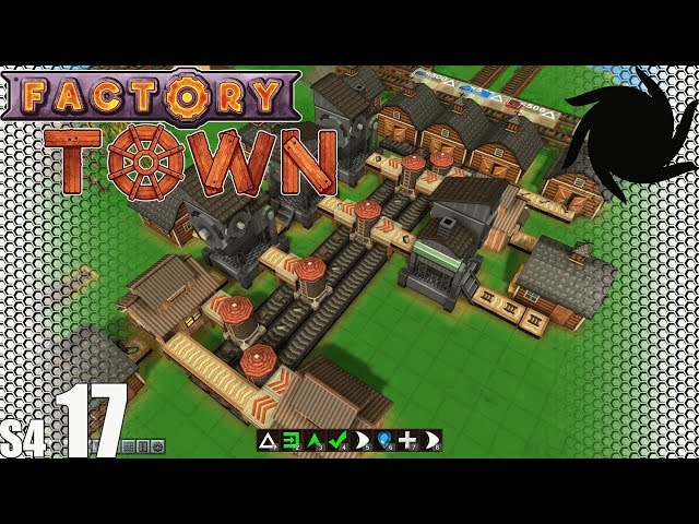 Factory Town - S04E17 - Problematic Updates