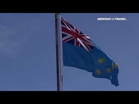 Tuvalu. Podróże, Paweł Krzyk, film HD z podróży