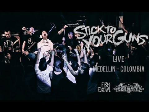 STICK TO YOUR GUNS - (LIVE) MEDELLÍN, COLOMBIA (FULL SET)
