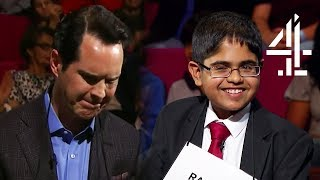 """Genuinely Annoyed"" Jimmy Carr Can't Handle Losing to a Kid! 