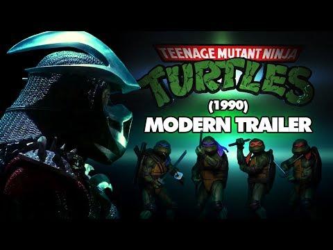 Teenage Mutant Ninja Turtles (1990) - Modern Trailer