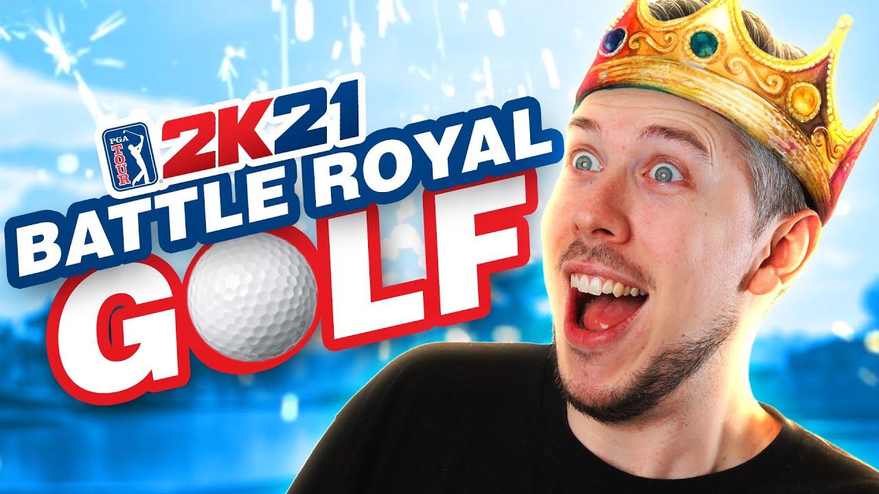 We MUST Topple The King! (Divot Derby - PGA 2K21)