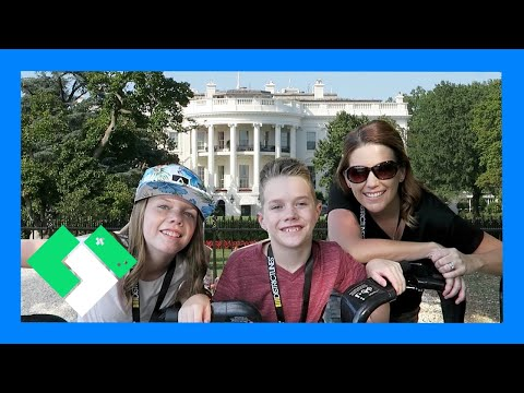 BIKE RIDE EXPLORING WASHINGTON DC (Day 1618)