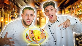 FaZe Rug Becomes My CHEF for 24 hrs...