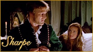 Lady Anne Camoynes Finds Out What Sharpe Is Investigating  | Sharpe
