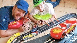 Racing Disney S Cars 3 Carrera Go Youtube