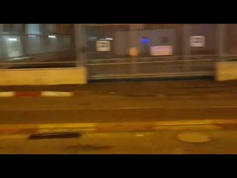 """תאונה בשדרות ההסתדרות (תיעוד מבצעי מד""""א)"""