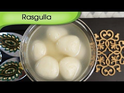 Rasgulla - Popular Bengali Sweet Dish Recipe By Ruchi Bharani [HD]