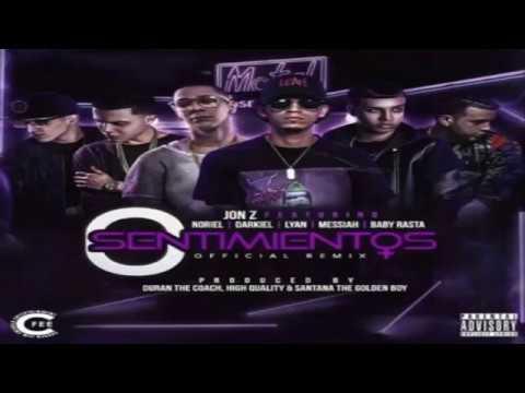 Jon Z - 0 Sentimentos (Remix) ft. Baby Rasta, Noriel, Lyan, Darkiel, Messiah