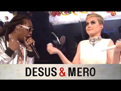 "Katy Perry ""Dances"" with Migos"