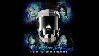 [AUDIO+DL] SISTAR (씨스타) feat. Giorgio Moroder - One More Day
