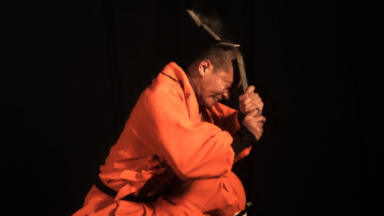 how to become a shaolin warrior