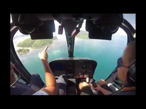Scenic Flight around Mahé, Seychelles